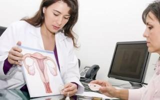 Причины инволютивных изменений яичников и матки