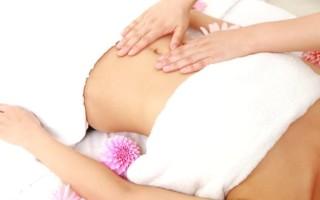 Лечебный массаж яичников