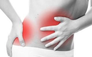 Ощущение боли при кисте яичника