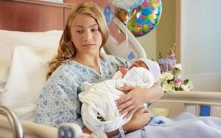 Чем грозит появление кисты яичника у женщины после родов