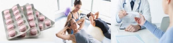 Примеры лечения гипофункции у женщин