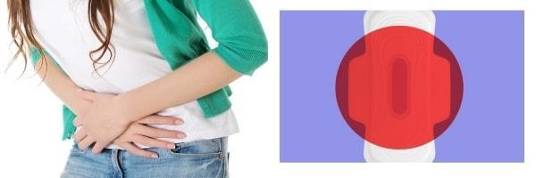 Боль при обильной менструации