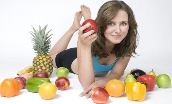 Фрутово-ягодная диета при поликистозе придатков
