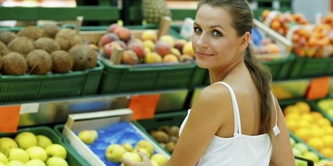 Выбор продуктов для диеты при поликистозе