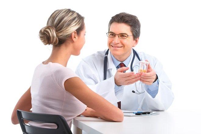 Лекарства для лечения доброкачественных образований у женщины