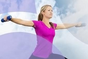 Оздоровление организма фитнесом