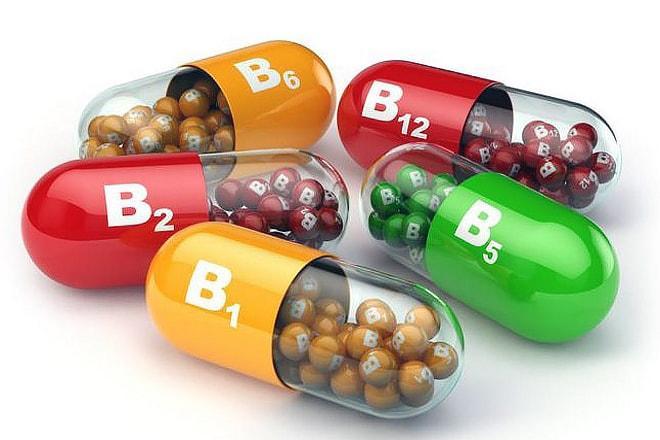 Лечение витаминами группы В