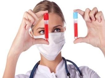 Сравнение анализов крови