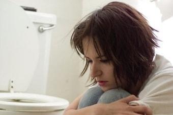 Плохое состояние у женщины