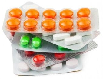 Анальгетики в таблетках