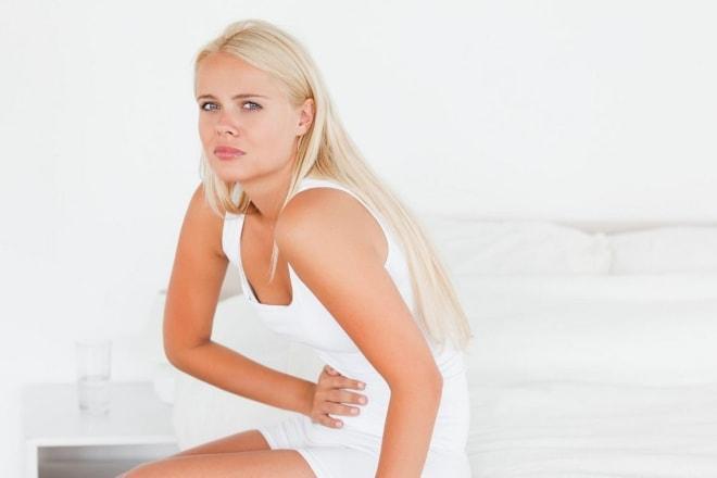 Боли в паху при кистозных новообразованиях у женщины