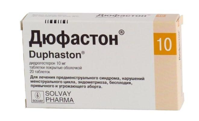 Терапия кисты яичника Утрожестаном