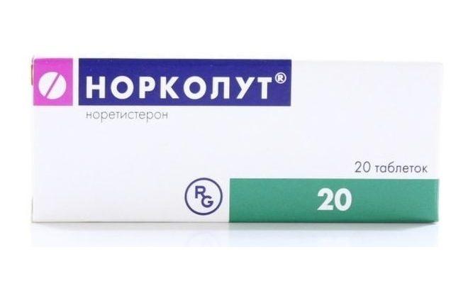 Норколута таблетки