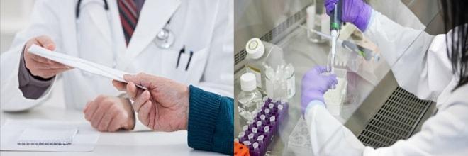 Сдача анализов перед проведением стимуляции яичников