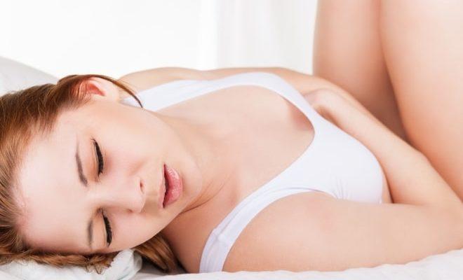 Болевые ощущения в паху при кисте во время беременности