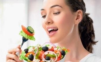Питание для стимуляции яичников
