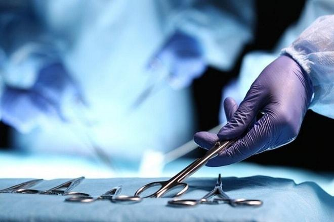 Хирургия яичников