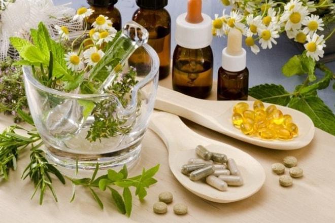 Народные средства и лекарства при склерокистозе