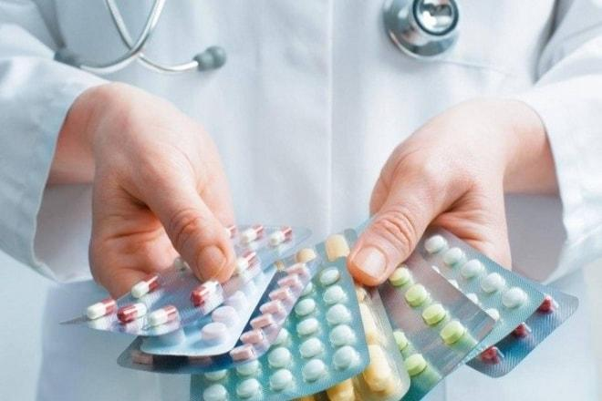 Лекарства от лечащего врача