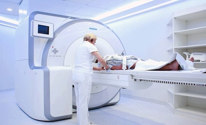 Магнитно-резонансная томография перед удалением кисты яичника