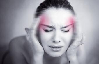 Стресс у женщины при склерокистозе