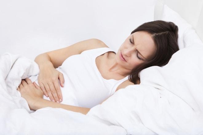 Резкие боли при наличии эндометриоидного образования