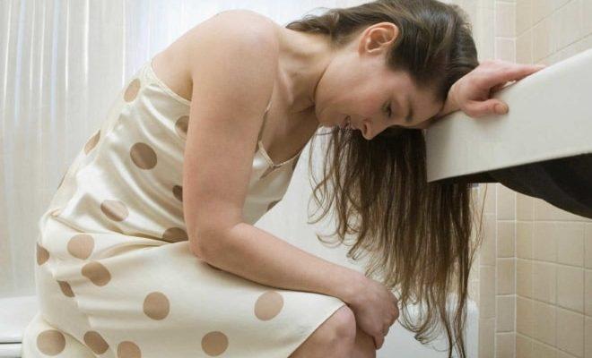 Запоры у женщины при кисте яичника в период беременности