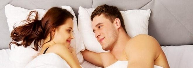 Выбор удобной позиции в сексе при кисте яичника