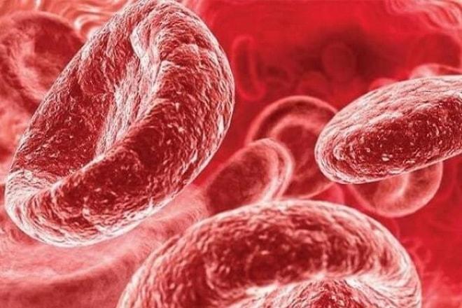 Низкий уровень гемоглобина