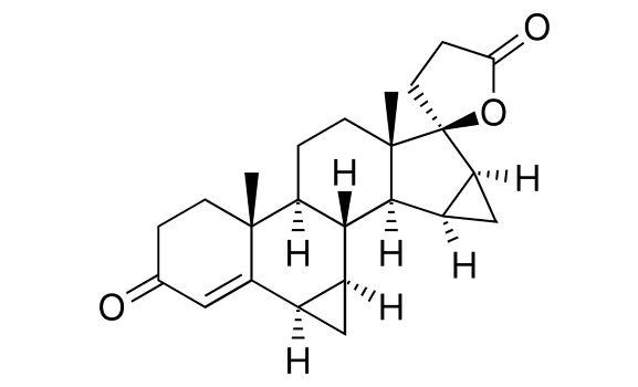 Формула Дроспиренона