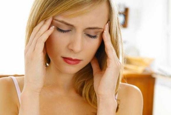 Появление головной боли после овуляции