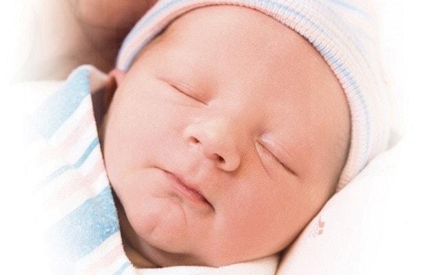 Появление кистозных образований у новорождённой девочки
