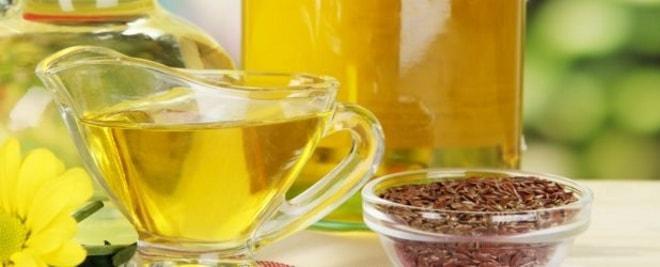 Лечение поликистоза яичников льняным маслом