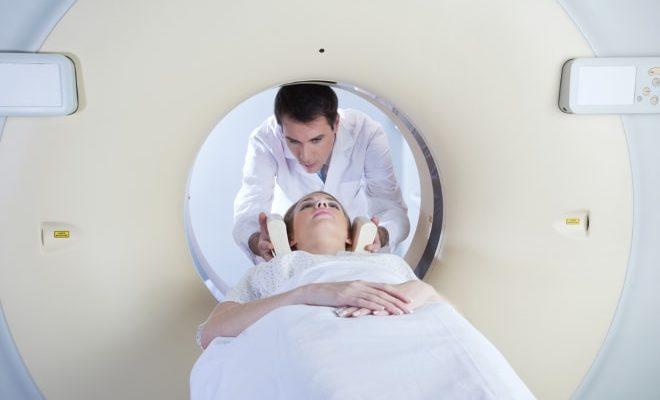 Проведение МРТ при гиперэхогенных включениях в яичнике