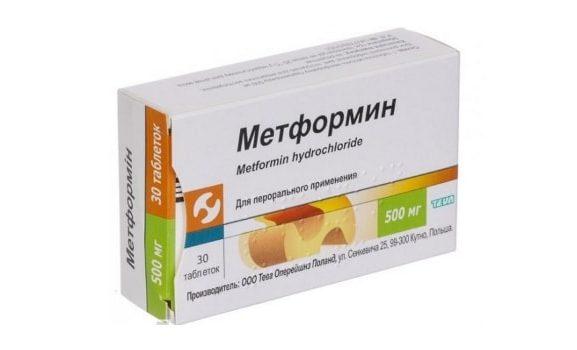 Лечение Метформином