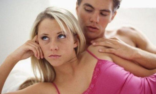 Пониженное сексуальное влечение при хроническом оофорите