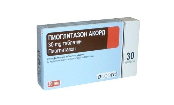 Лечение Пиоглитазоном