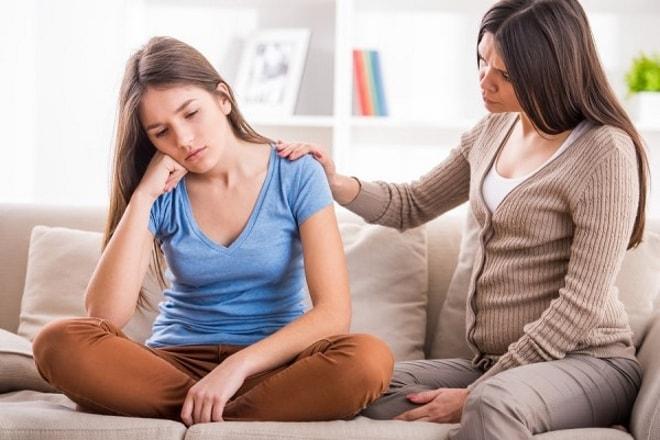 Контроль за здоровьем дочери