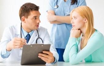 Лечение при гипоэхогенных образованиях в яичнике