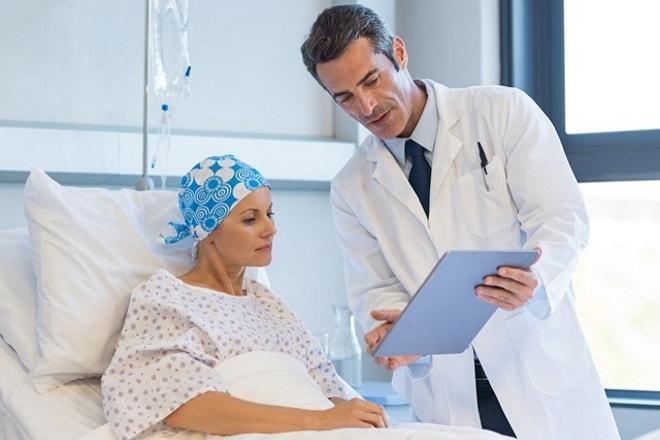 Реабилитация пациентки после химиотерапии