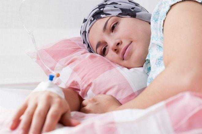 Последствия химиотерапии при раке яичников