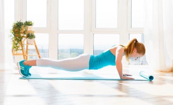 Гимнастика для укрепления женского здоровья