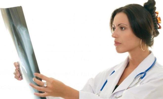 Зачем нужна флюорография перед биопсией яичника