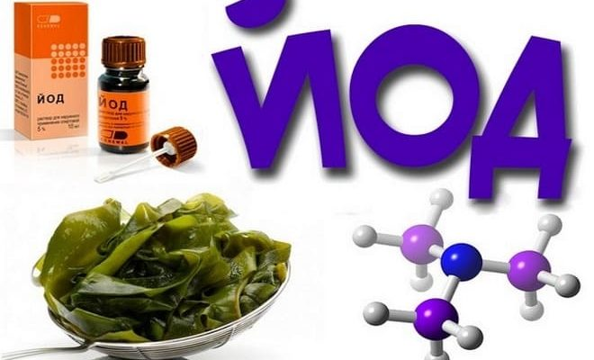Лечение атрофии яичника йодом