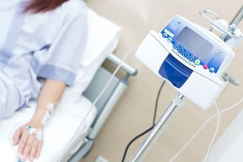 Проведение химиотерапии при саркоме яичника