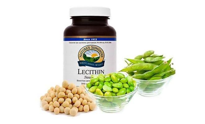 Лечение атрофии яичников лецитином