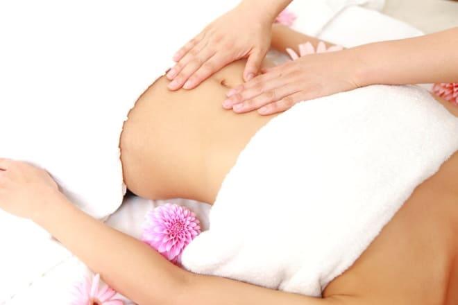 Как проводится массаж яичников у женщин