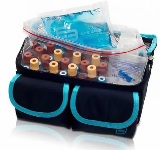 Транспортировка биоматериала в сумке