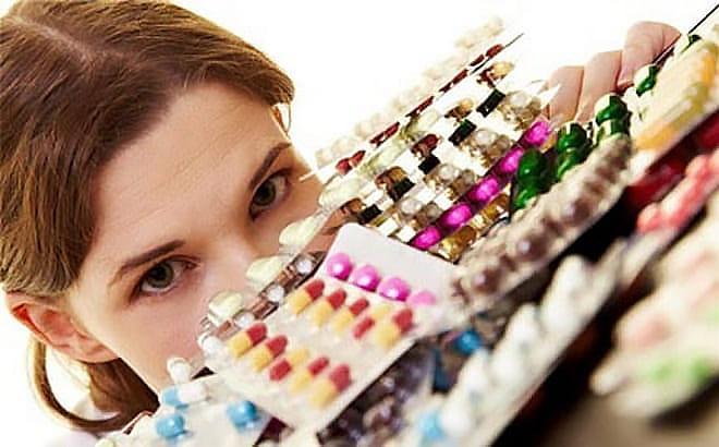 Побочные явления при приёме гормональных контрацептивов