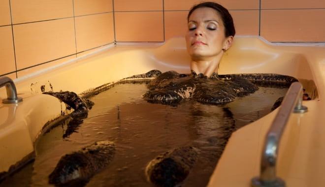 Грязевые ванны при нарушении менструации